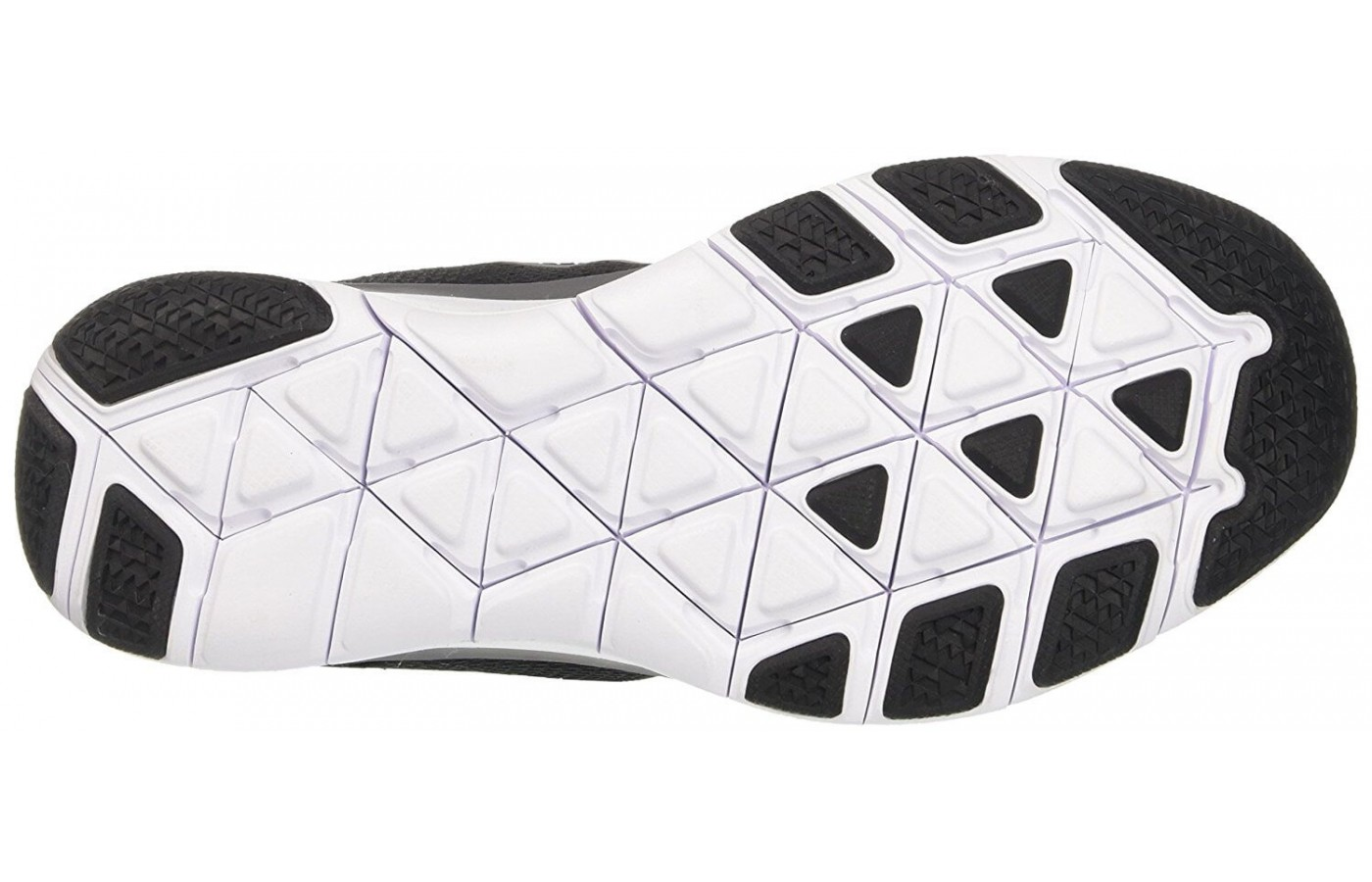 The Nike Free Trainer V7 has a rubber outsole