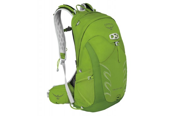 The best daypacks are lightweight, comforatbale and have even organization for gear like the Osprey Packs Talon 22.