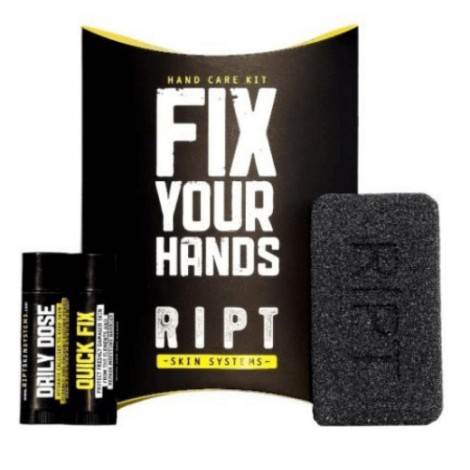 9. RIPT Skin Systems Hand Care Kit