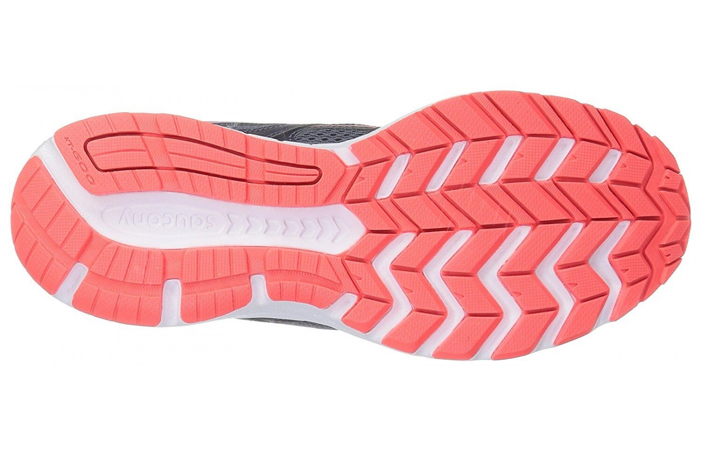 The Saucony Cohesion 11 features a rubber outsole