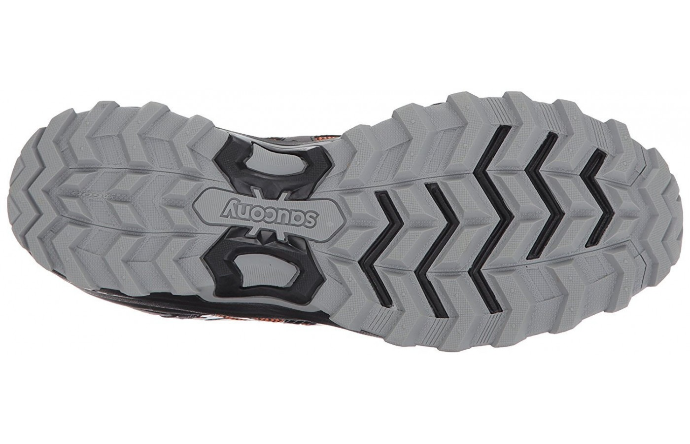 The Saucony Excursion TR11 features XT-600 rubber in its outsole