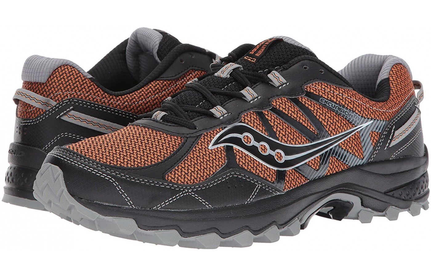 The Saucony Excursion TR11 also has a GRID cushioning system