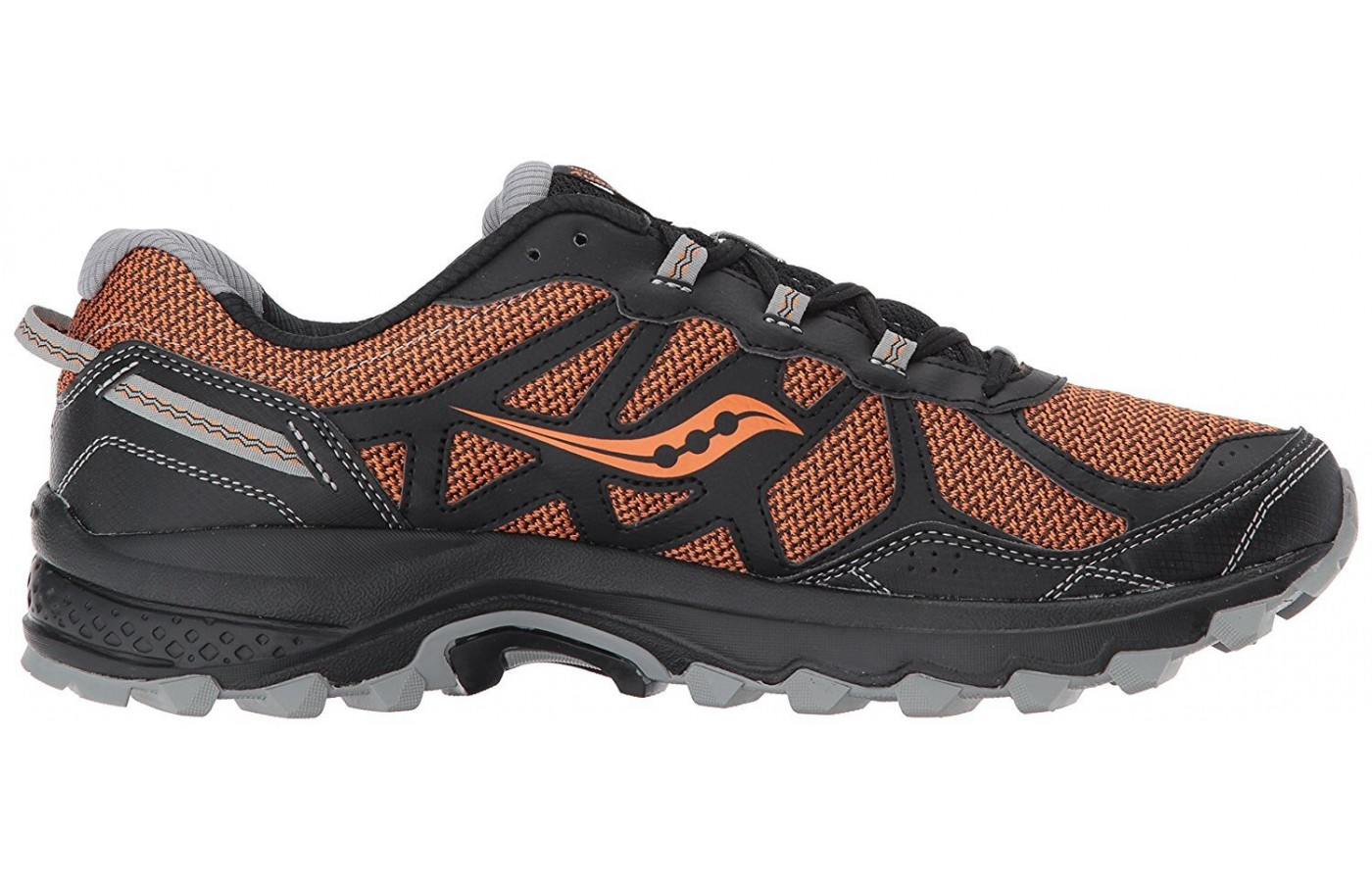 The Saucony Excursion TR11 features IMEVA midsole cushioning