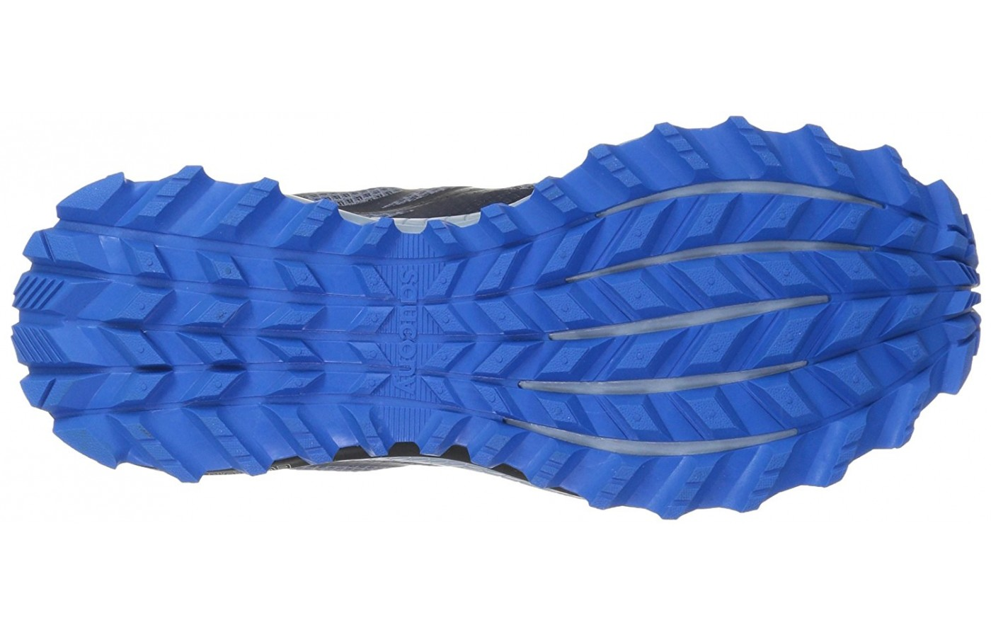 The Saucony Peregrine 8 has a PWRTRAC outsole