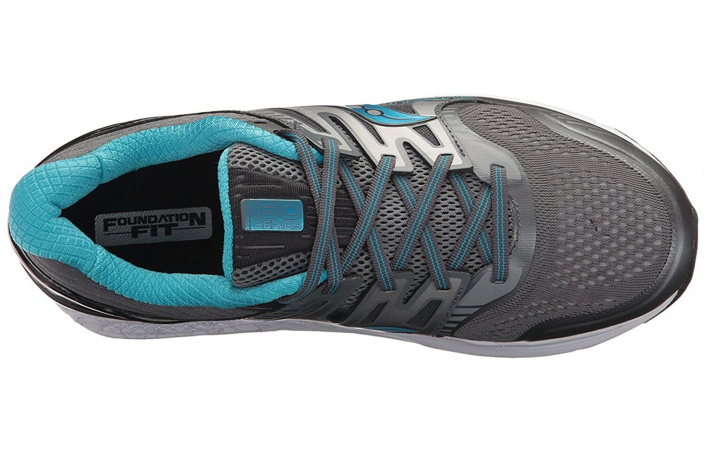 The Saucony Redeemer ISO 2 has a new engineered mesh upper