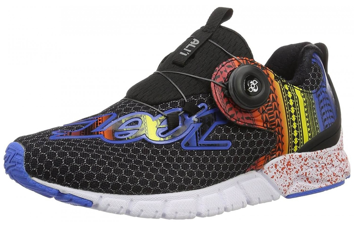 The Zoot Ali'i's midsole also contains ZVA cushioning