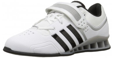 Adidas Adipower Weightlifting Shoes are a niche options for those looking for the best weight training footwear.
