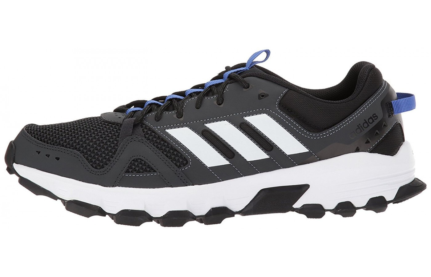 the adidas rockadia trail runner features great comfort
