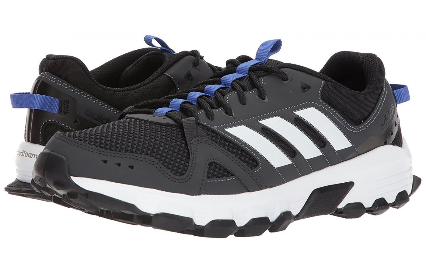the adidas rockadia trail is ideal for trail runs