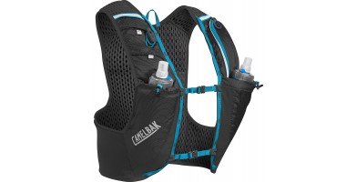 Camelbak Ultra Pro Vest is a great hydration vest for medium to long runs.