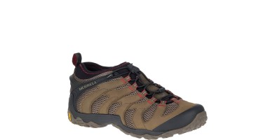 Merrell Chameleon 7 Stretch is a trail running shoe for all around terrain.