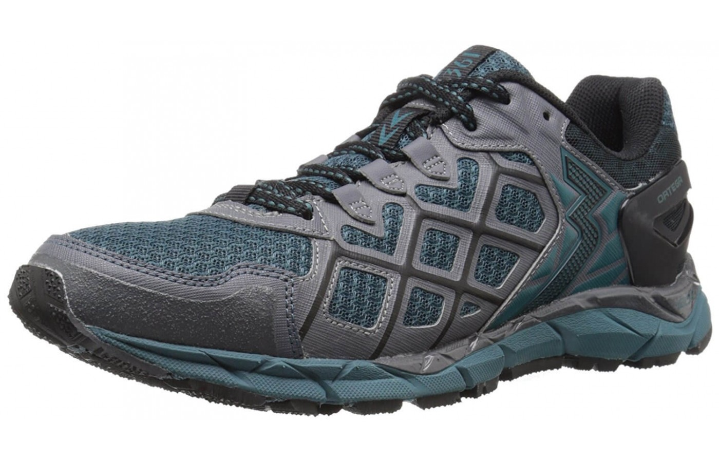 The Ortega is supportive and rugged and provides runners with a protective, comfortable ride.