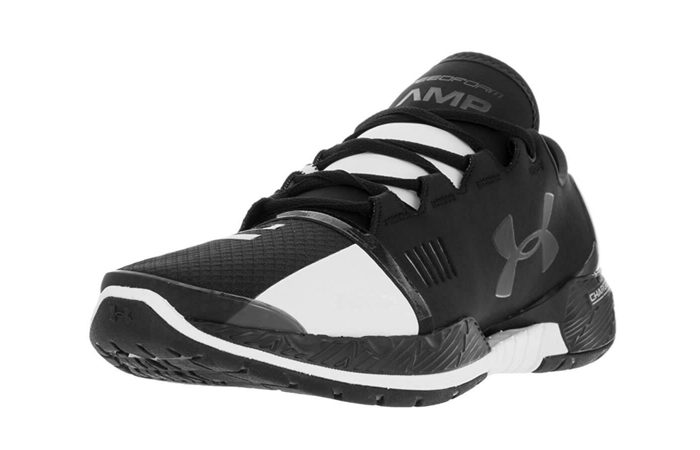 Under Armour SPeedform AMP is a versatile shoe that can be used for running or cross training.