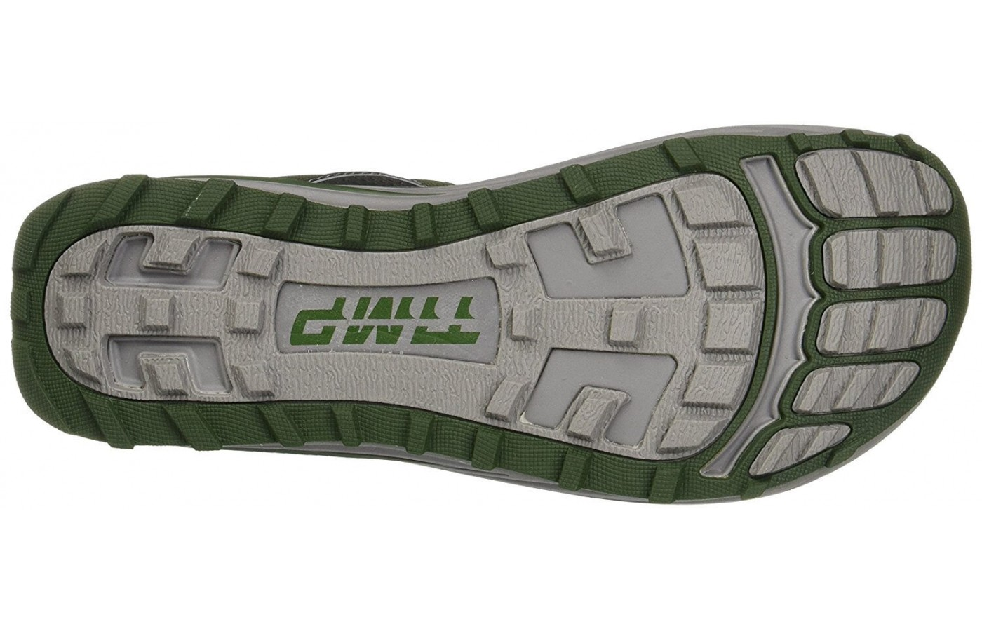 The DuraTread outsole provides extra traction for runners.