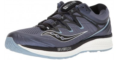 Saucony Triumph ISO 4 is a cushioned running shoe for daily runs.