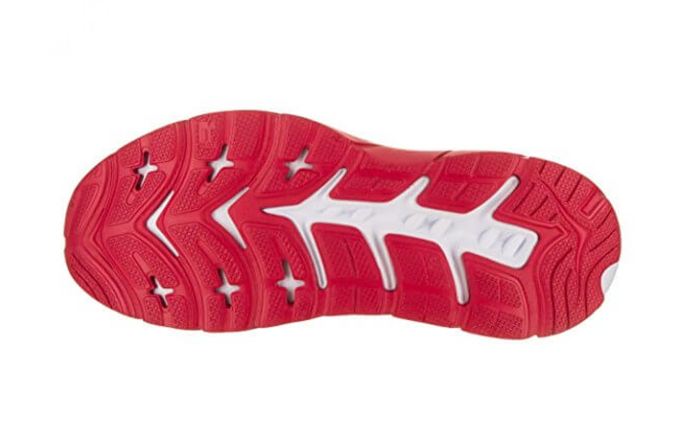 The Hoka One One Mach is built for road runs and can carry the runner for miles and miles