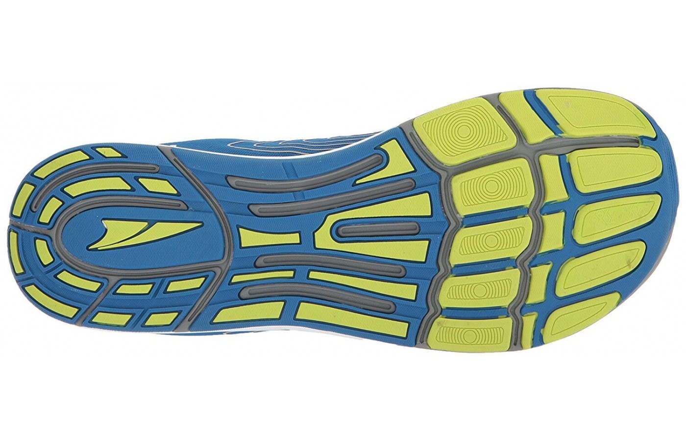 Outsole of Altra Instinct 4.5
