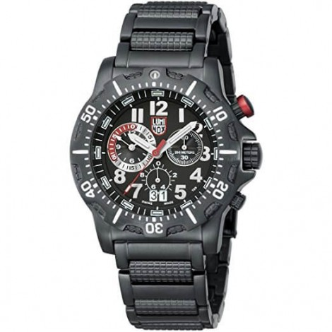 Luminox Dive Chronograph Black Dial