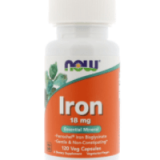 Now Iron Essential Mineral