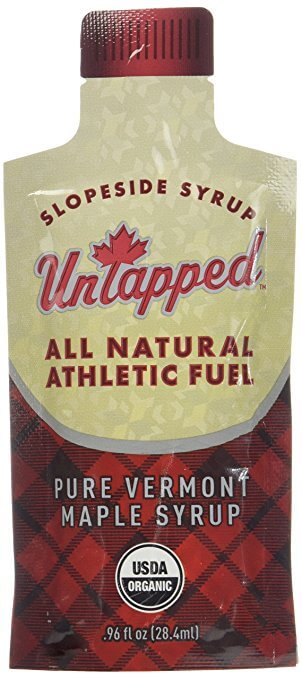 9. UnTapped Maple Syrup Athletic Fuel