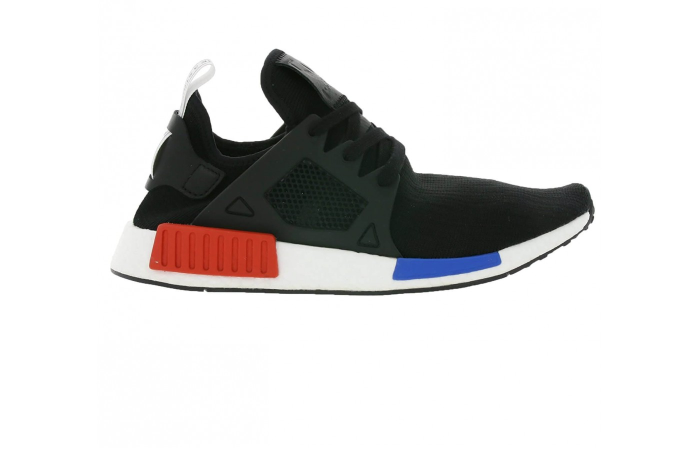 A midfoot cage provides some extra stability for the Adidas NMD XR1.