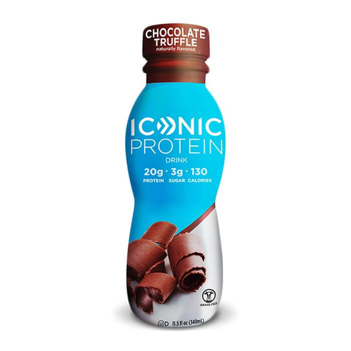 Iconic Grass Fed Protein Drink