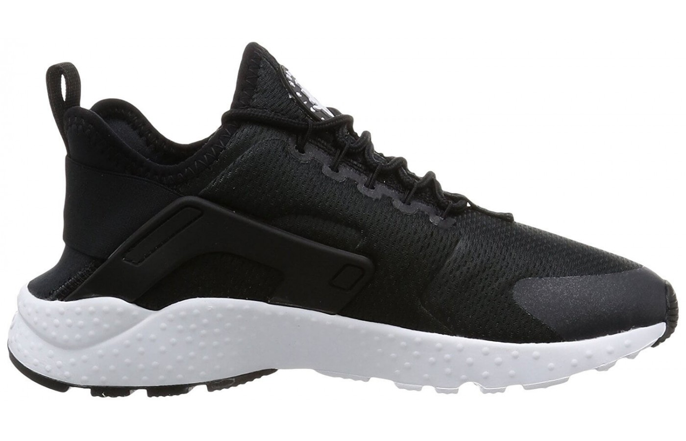 EVA cushioning in the midsole of the Nike Air Huarache Ultra provides excellent support.