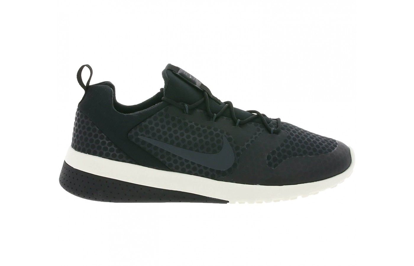 Nike's signature style comes through in the CK Racer.