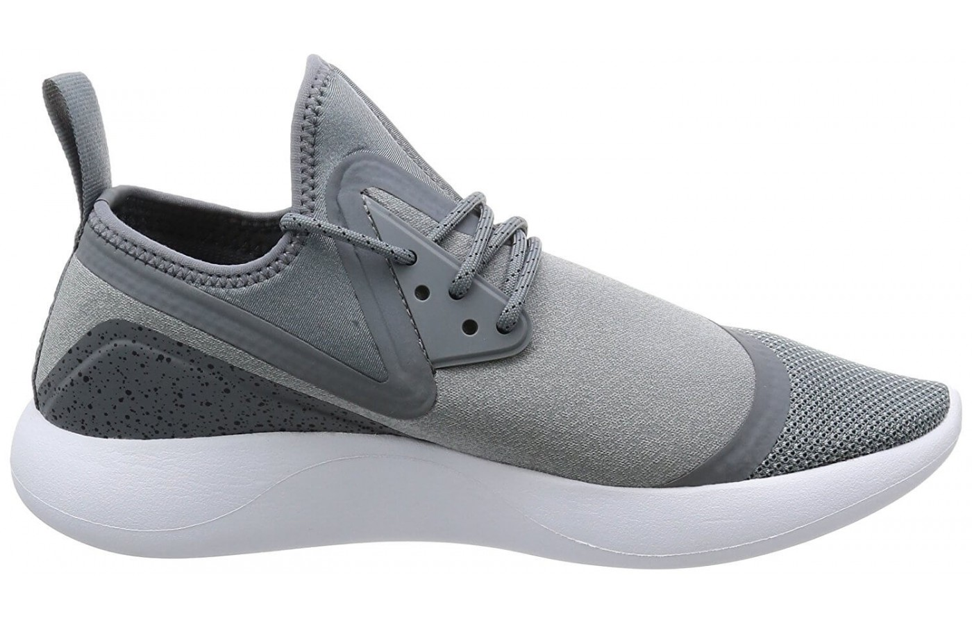 The midsole of the Nike LunarCharge Essential is made from the traditional EVA foam padding.