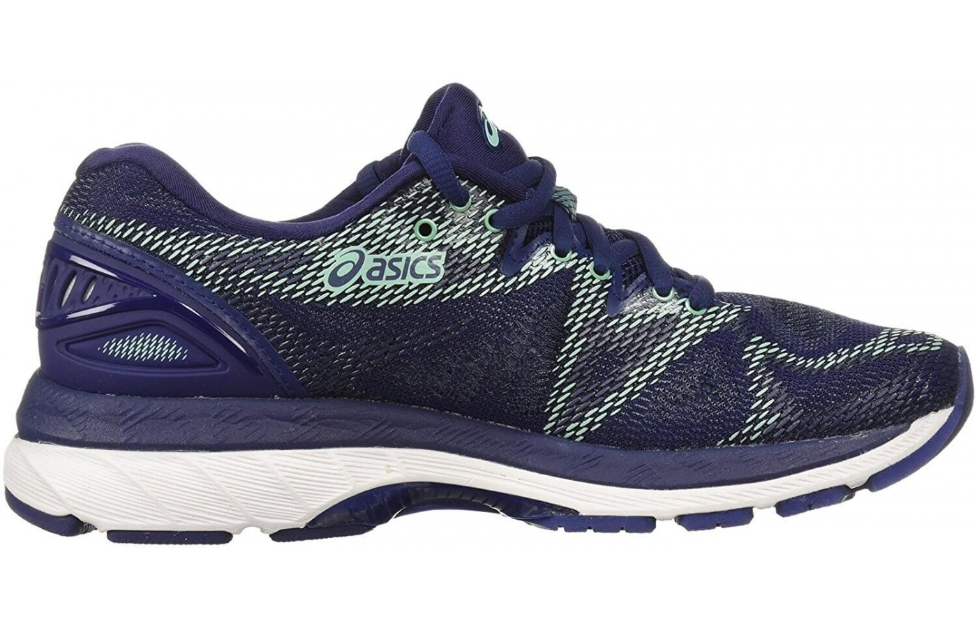 The Gel Nimbus 20 provides runners with firm cushioing