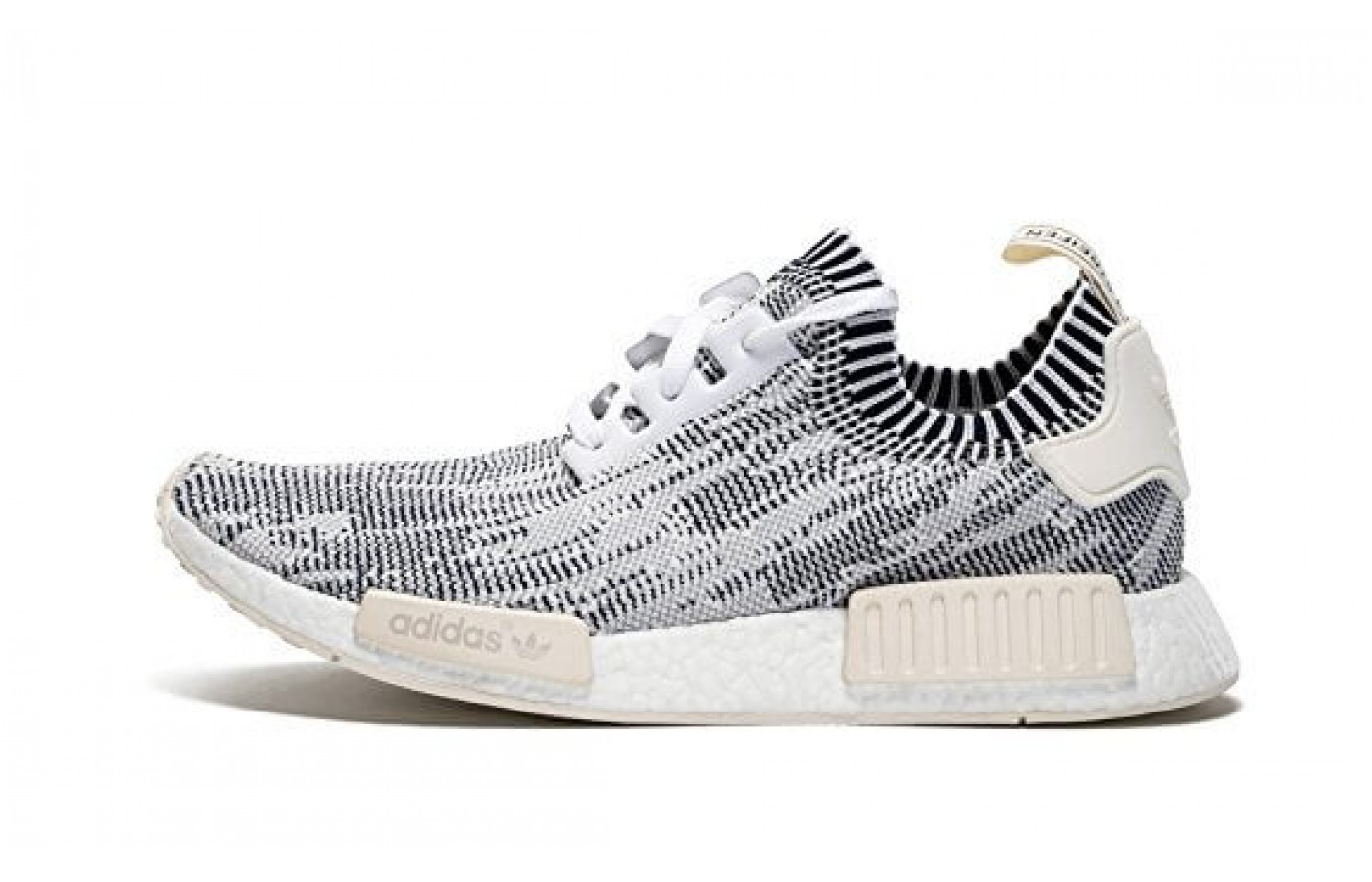 Adidas NMD R1 Primeknit side view