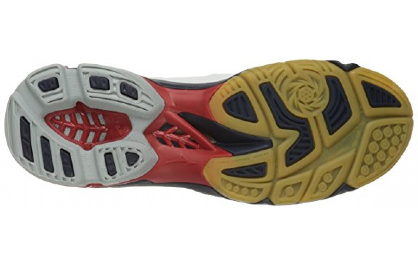 The Mizuno Wave Lightning Z3 offers support for a softer landing