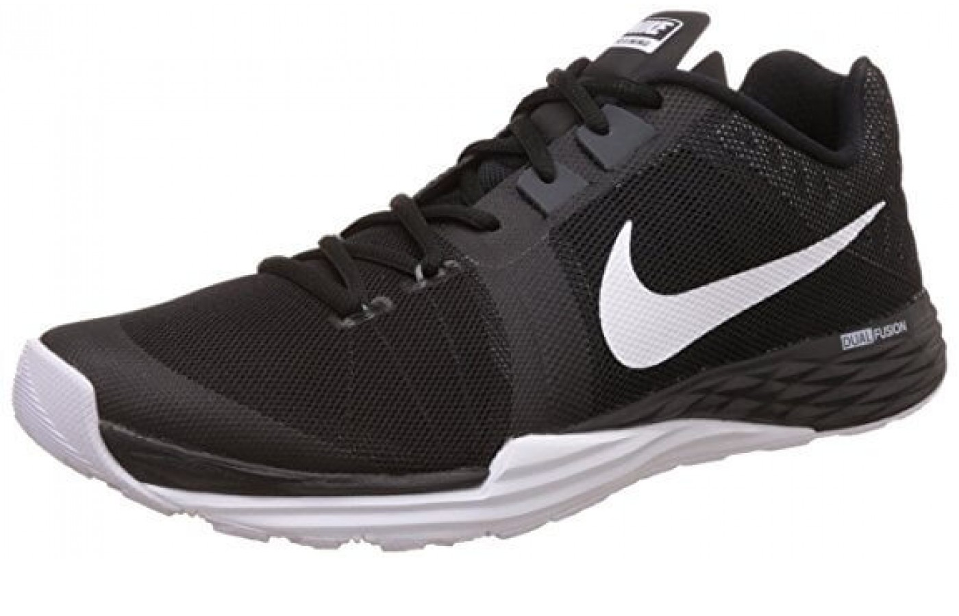 The Nike Prime Iron DF SP front angled perspective