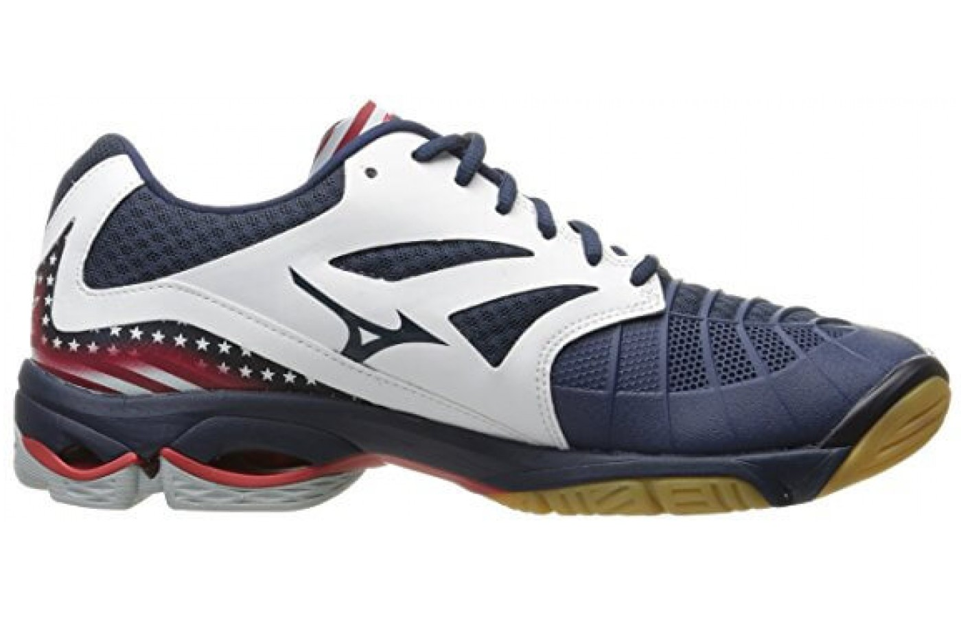 The Mizuno Wave Lightning Z3 is extremely lightweight
