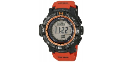 In depth review of the Casio Pro Trek 3500
