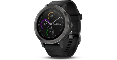 In depth review of the Garmin Vivoactive 3