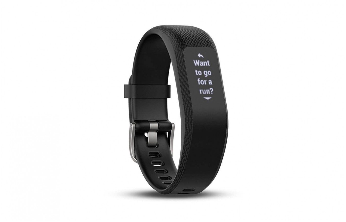 The Garmin Vivosmart 3 provides users with smartphone notifications