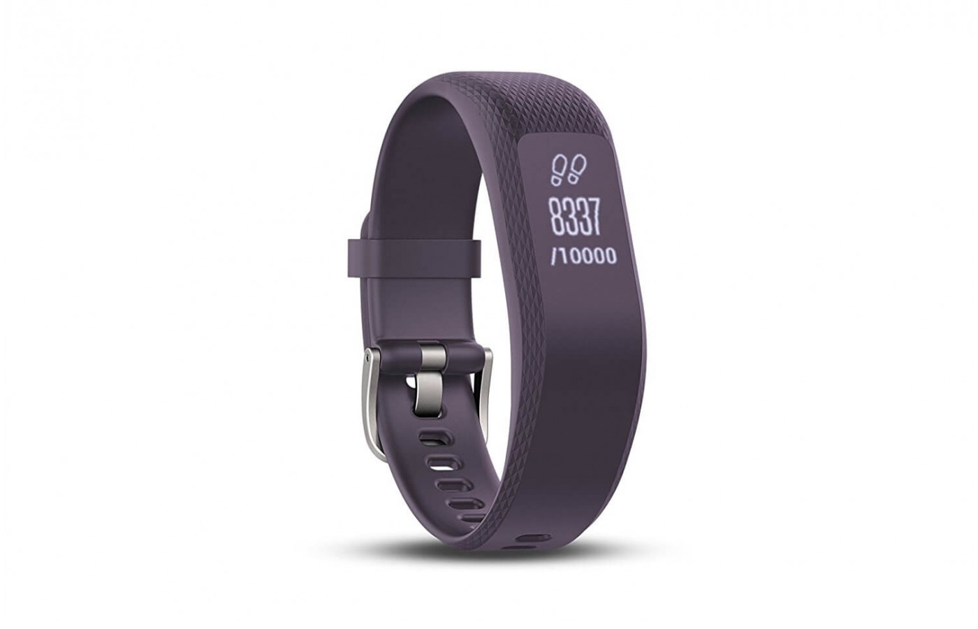 Track your steps, calories burned, intensity minutes, and more with the Garmin Vivosmart 3