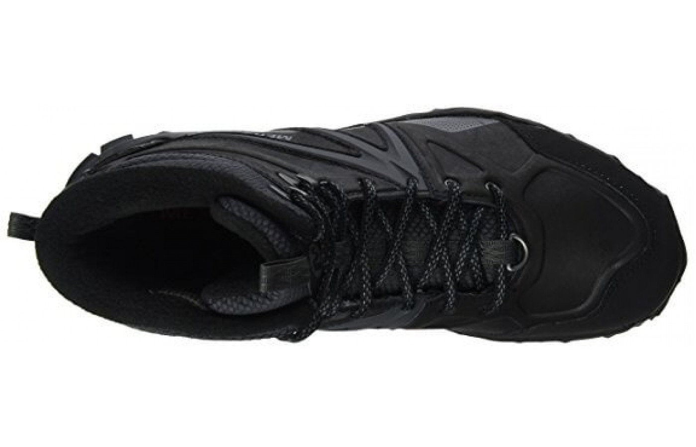 The Merrell Capra Glacial Ice lacing system
