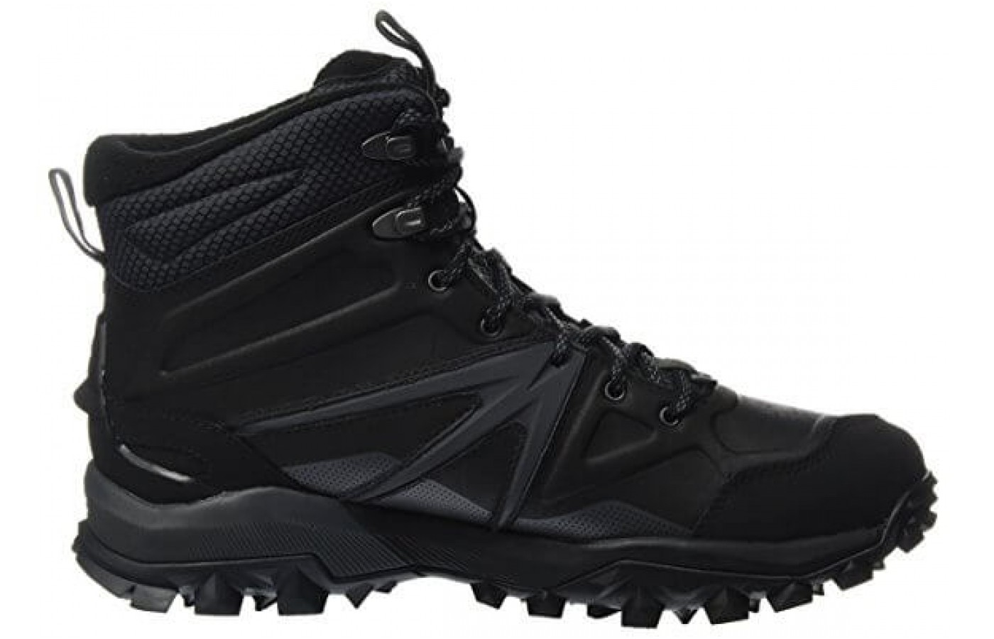 The Merrell Capra Glacial Ice side view