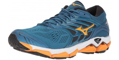 In depth review of the Mizuno Wave Horizon 2