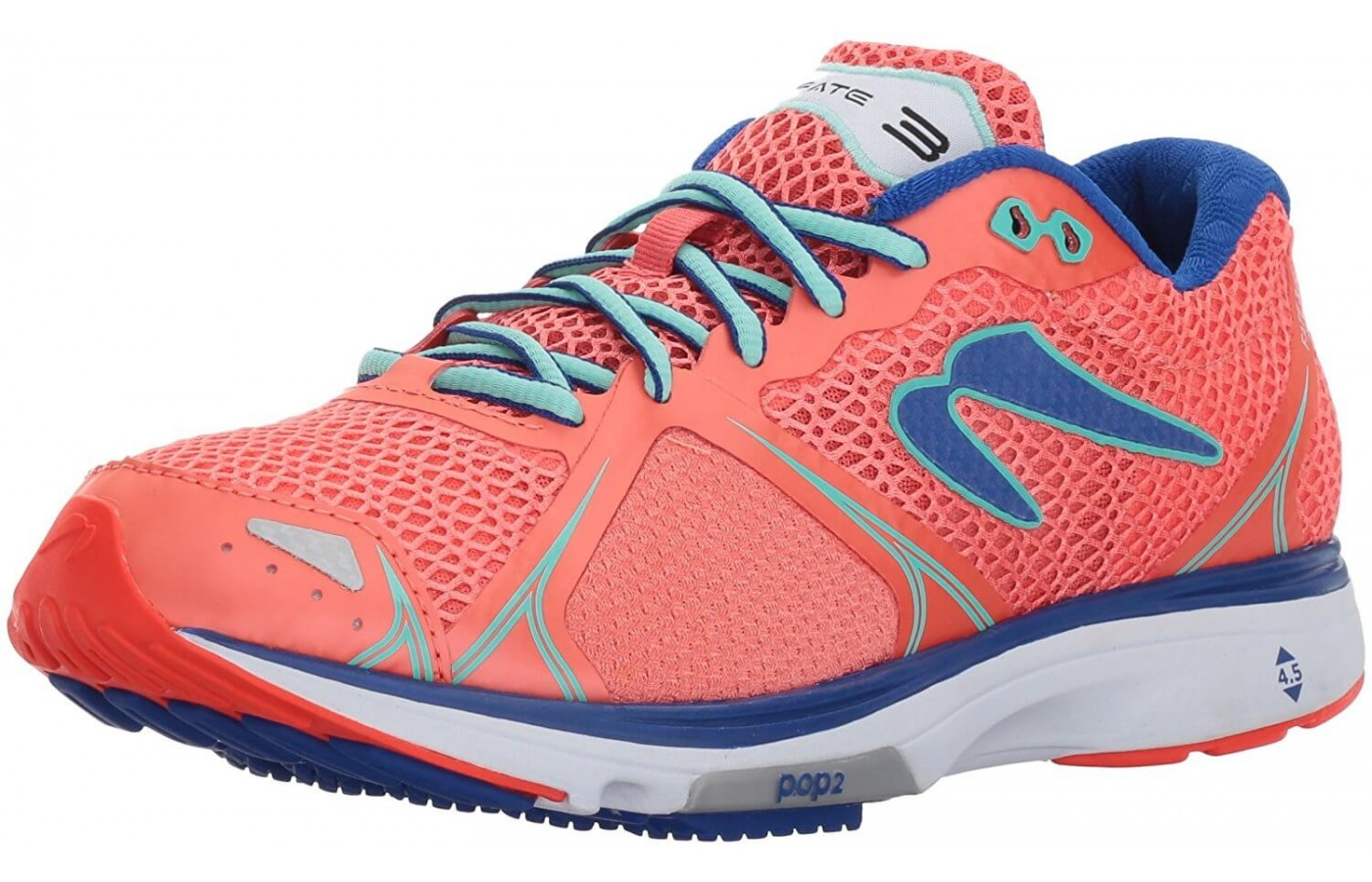 The Newton Fate 3 features Newtonium cushioning