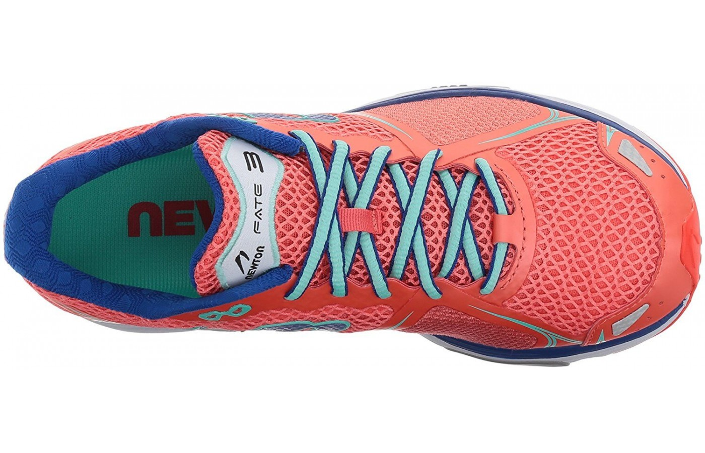 The Newton Fate 3 features an ETC sock liner