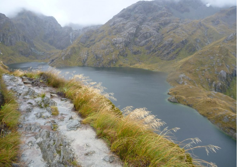 New Zealand's Most Famous Trail to Run: The Routeburn