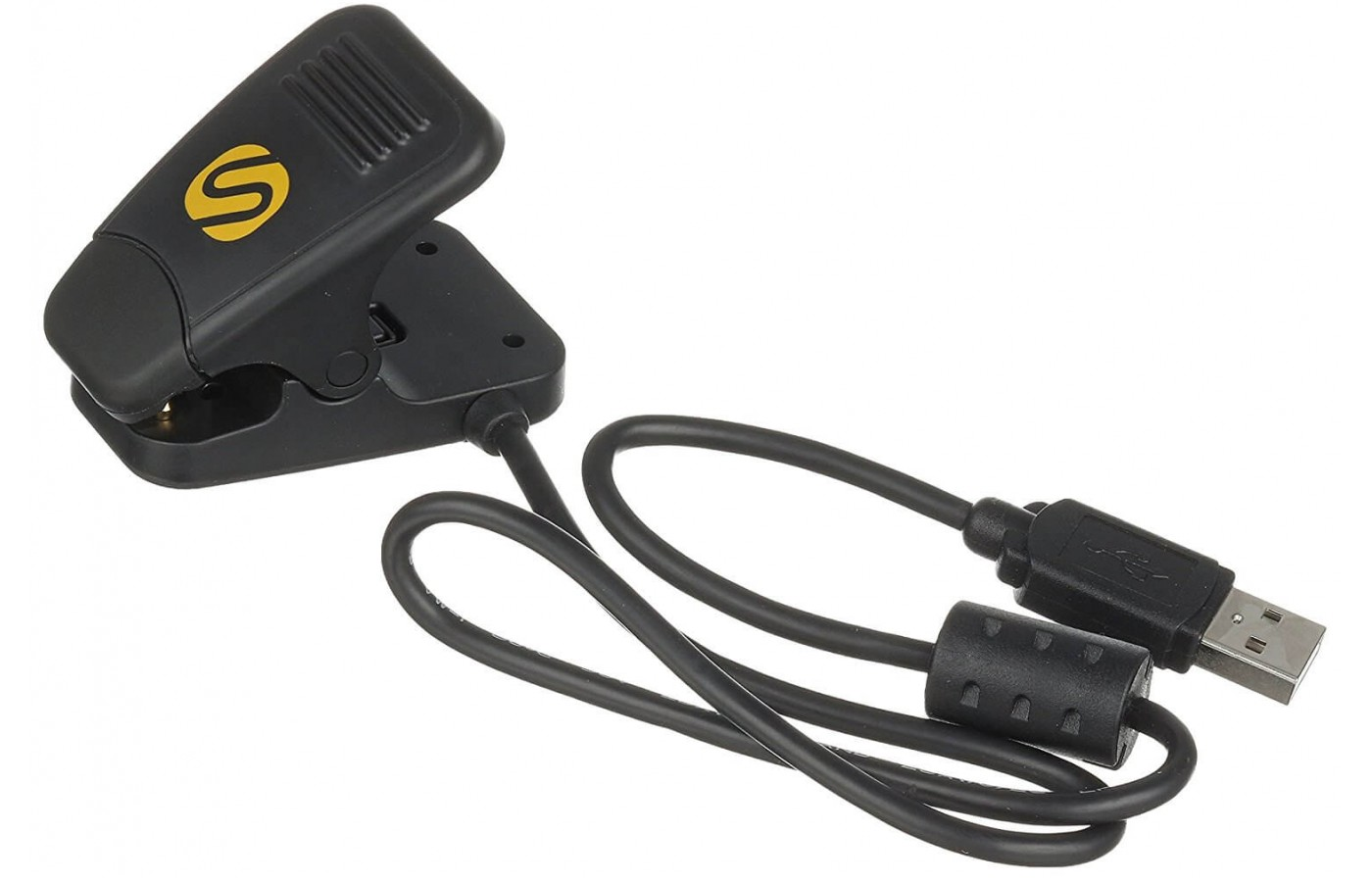 The Soleus GPS Fit 1.0 charges via USB