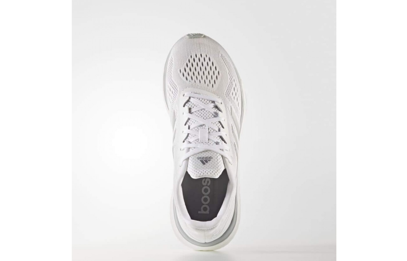 The top angle of the Adidas Response Limited.