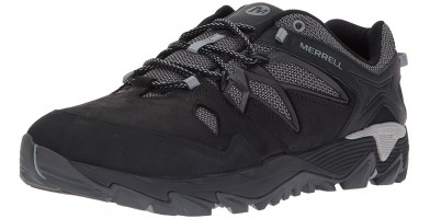 This is a review of the Merrell All Out Blaze 2.