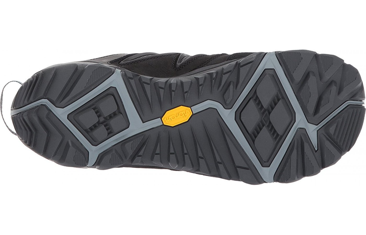 The bottom portion of the Merrell All Out Blaze 2.