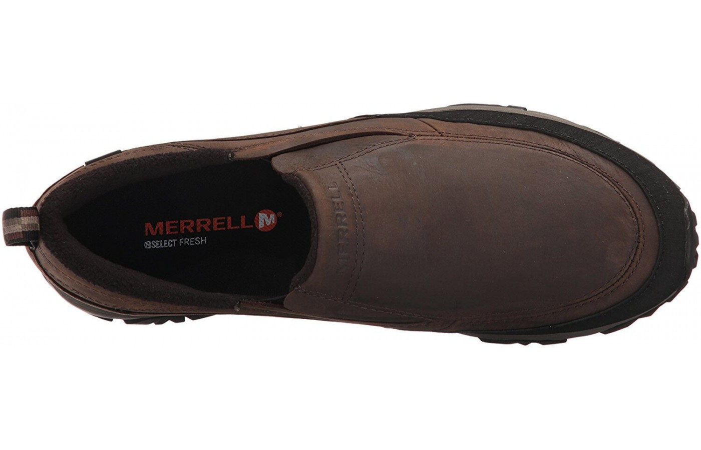 A top view of the Merrell ColdPack Ice.