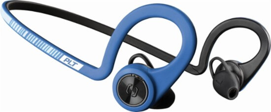 11.  Plantronics BackBeat Fit